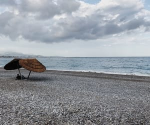 aesthetic, beach, and cannes image