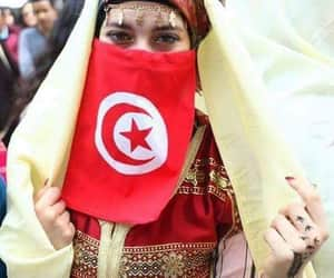 amour, beautiful, and tunisie image