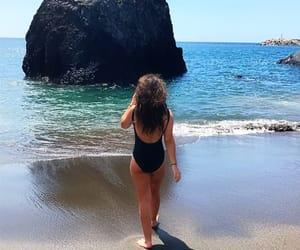 azores, bathing suit, and paradise image