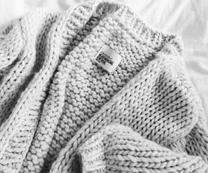 cozy, minimal, and cardigan image