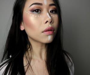 make, makeup, and poccahantas image