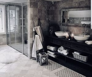 home, bathroom, and interior image