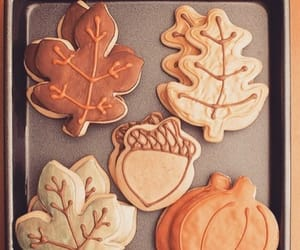 autumn, food, and Cookies image