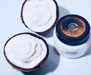 beauty, coconut, and body shop image