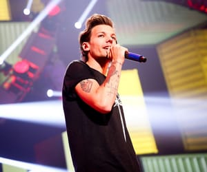 celebrity, iheart, and louis image