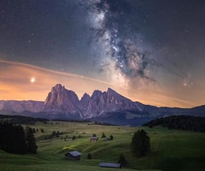 dreamy, mountains, and pretty image