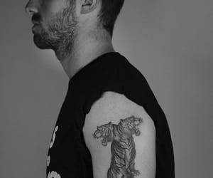 tattoo, boy, and tigers image