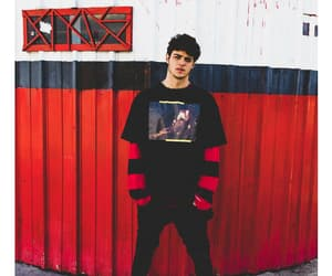 noah centineo, red, and boys image
