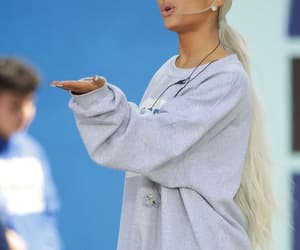 ariana grande, ariana, and march for our lives image