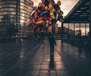 balloon, balloons, and photography image