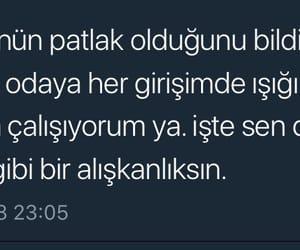ask, tweet, and söz image