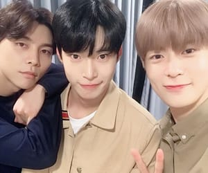 johnny, kpop, and doyoung image