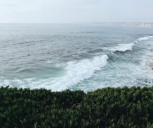 sea, sky, and love image