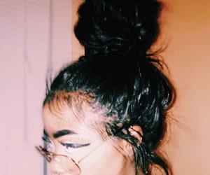 black girl, glasses, and black girl magic image