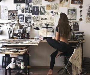 alternative, beauty, and creative image