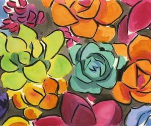 bright, colorful, and multicolor image