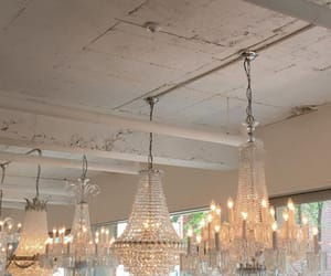 aesthetic, alternative, and chandelier image
