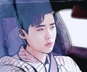 actor, two worlds, and lee jong suk image