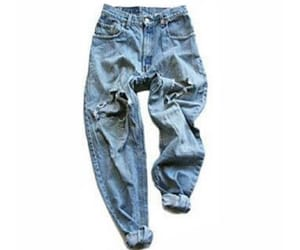 overlay, jeans, and png image