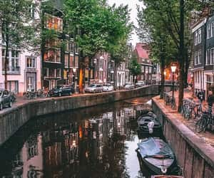 amsterdam, city, and country image