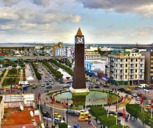 beauty, centre, and tunis image
