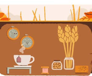 autumn, gif, and raton image
