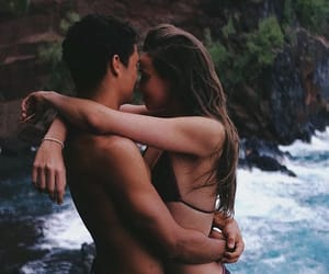 couple, hapiness, and romance image