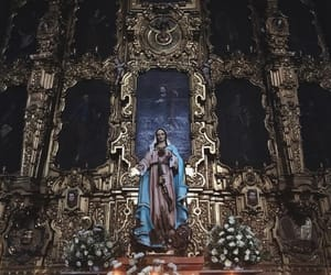 art and church image