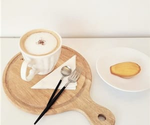 coffee, dessert, and drink image