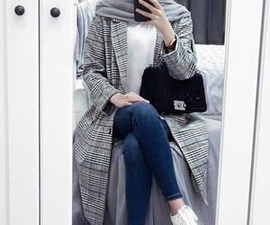 beautiful, fashion, and coat image