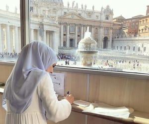 beautiful, cards, and hijab image