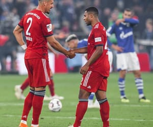 Wagner, fc bayern münchen, and gnabry image