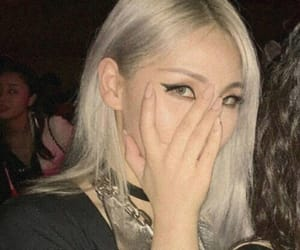 aesthetic, CL, and girl image