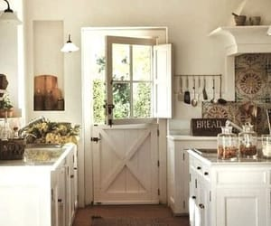 kitchen, country living, and home decor image