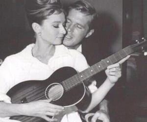 audrey hepburn, couple, and old image