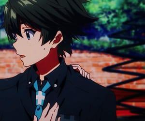 couple, matching, and kyoto animation image