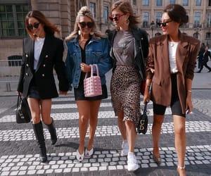 fashion, danielle peazer, and friends image