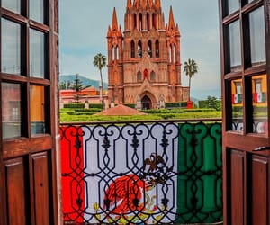 beautiful, place, and mexican flag image