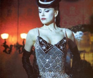 Nicole Kidman, moulin rouge, and satine image