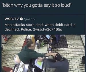attack, boys, and credit cards image