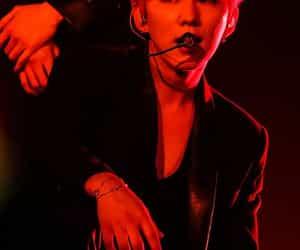 jealousy, yoo kihyun, and red light image