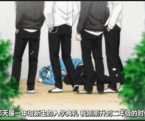 anime, yarichin bitch-bu, and yui tamura image