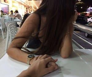 adorable, girlfriend, and hug image