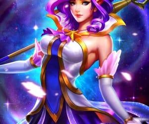gaming, lol, and magical girl image