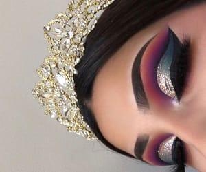 make, makeup, and styles image