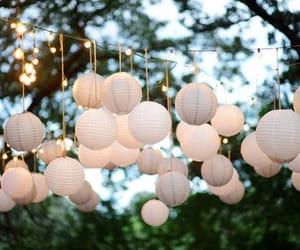 beautiful, decoration, and lights image