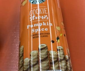 autumn, starbucks, and pumpkin image