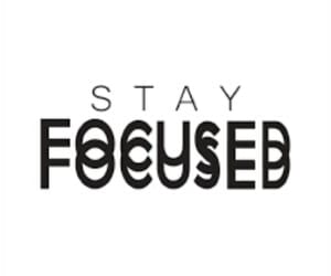 don't give up, focused, and study image
