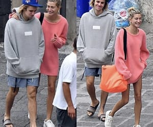 September 21, 2018: Hailey & Justin out in Italy.