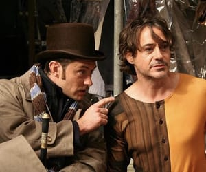 jude law, rdj, and robert downey jr image